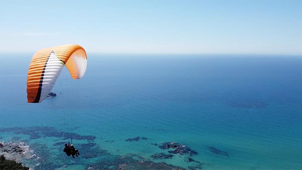 Corfu Paragliding | Tandem Flights Corfu